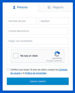 Coinbase Sign Up 2