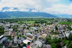 Liechtenstein landscape