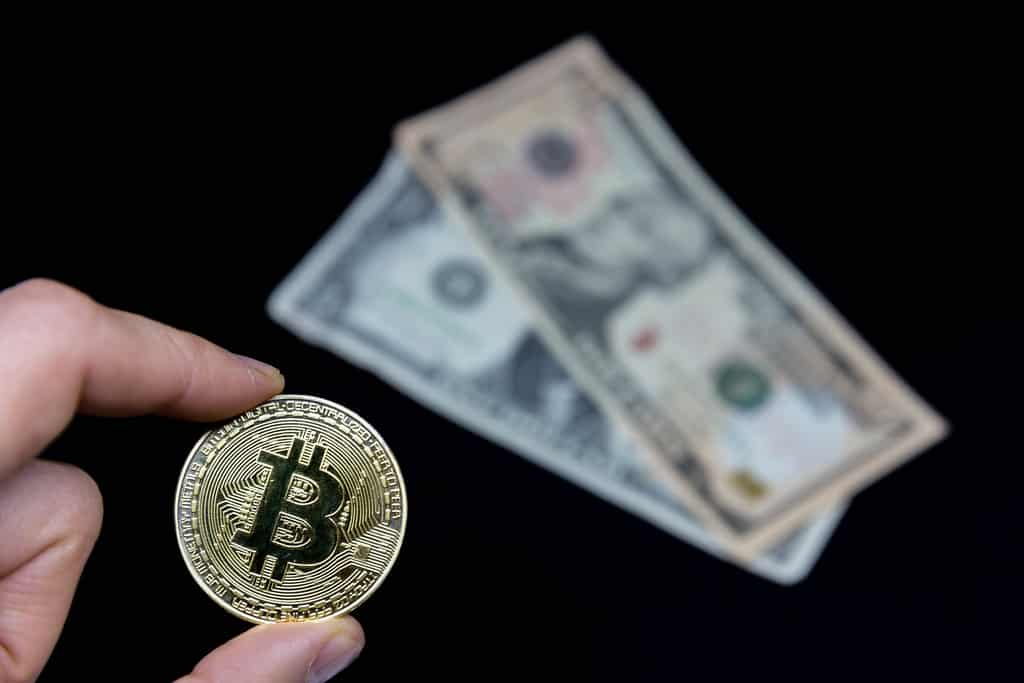 St. Louis Fed's James Bullard Says Bitcoin 'Is Not A Threat For US Dollar'