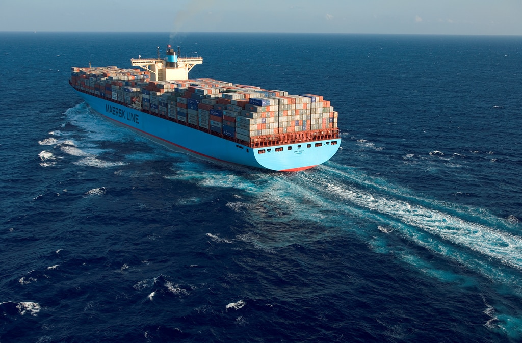 Maersk and Microsoft Launch Blockchain Platform for Marine Hull Insurance: Insurwave