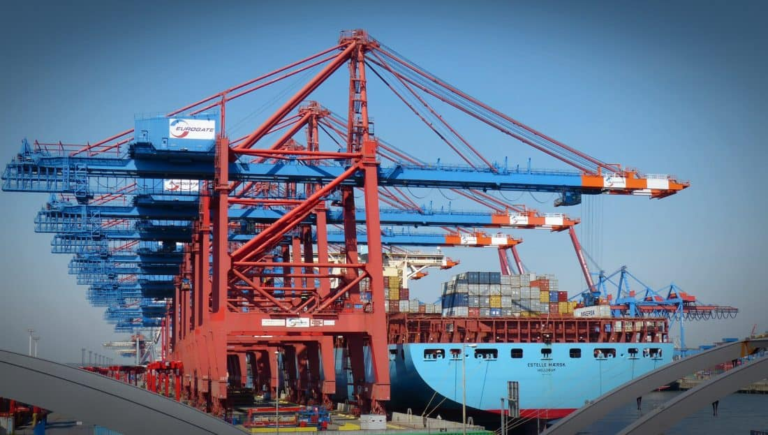 Blockchain Technology Lands in the Shipping Industry