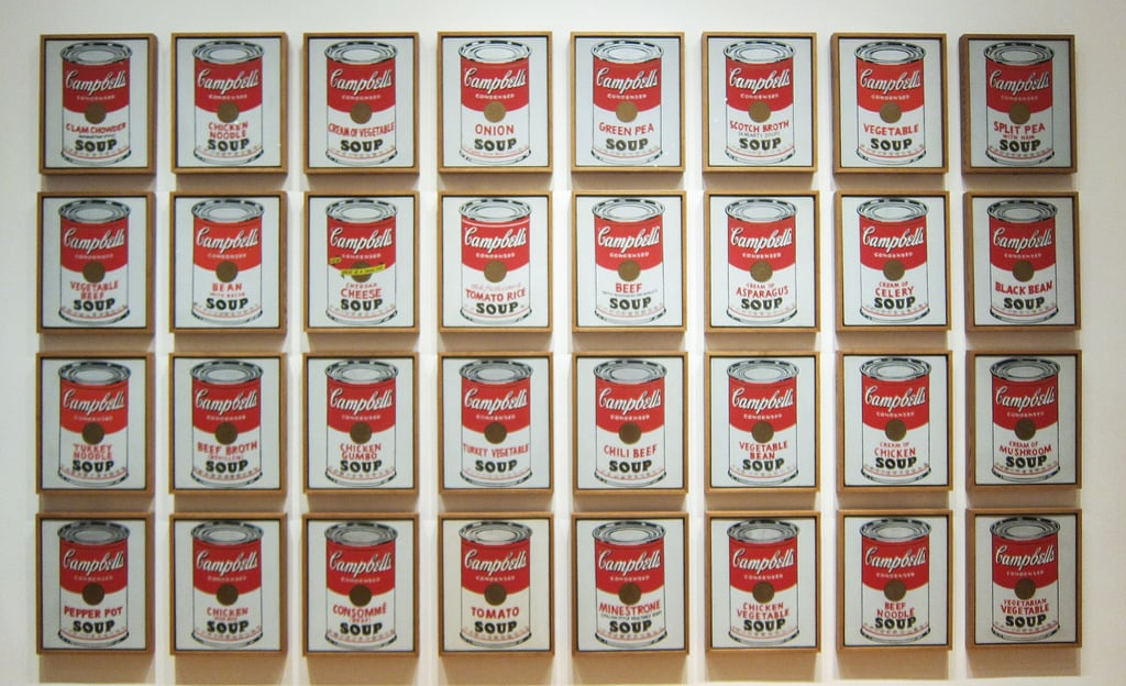 Andy Warhol Work to Be Sold for Bitcoin… Using Ethereum's Blockchain