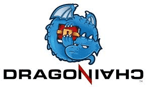 Dragonchain logo with white background