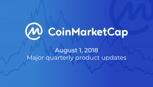 CoinMarketCap Launches New Professional API And More Features