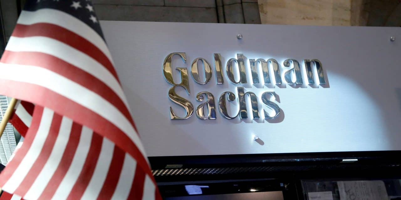 Goldman Sachs Plans To Manage Bitcoin for its Clients