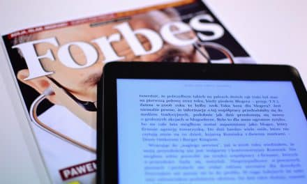 Forbes in New Partnership with Blockchain-based Platform
