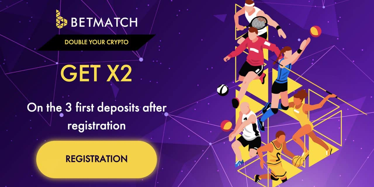 BetMatch – Safe Crypto Betting On Your Favorite Sports
