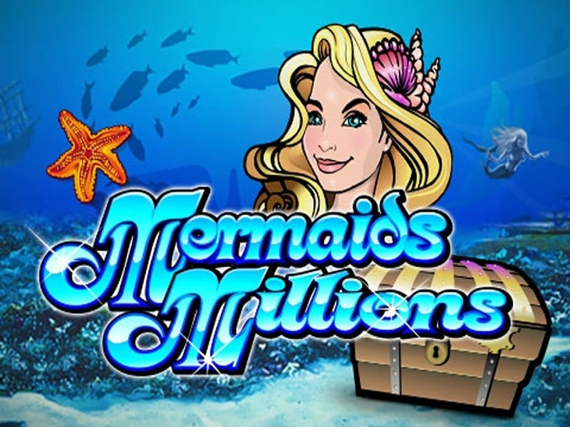 Mermaid Millions Slot Game