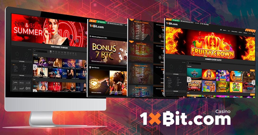 1xBit.com: Bitcoin Casino Complete Guide